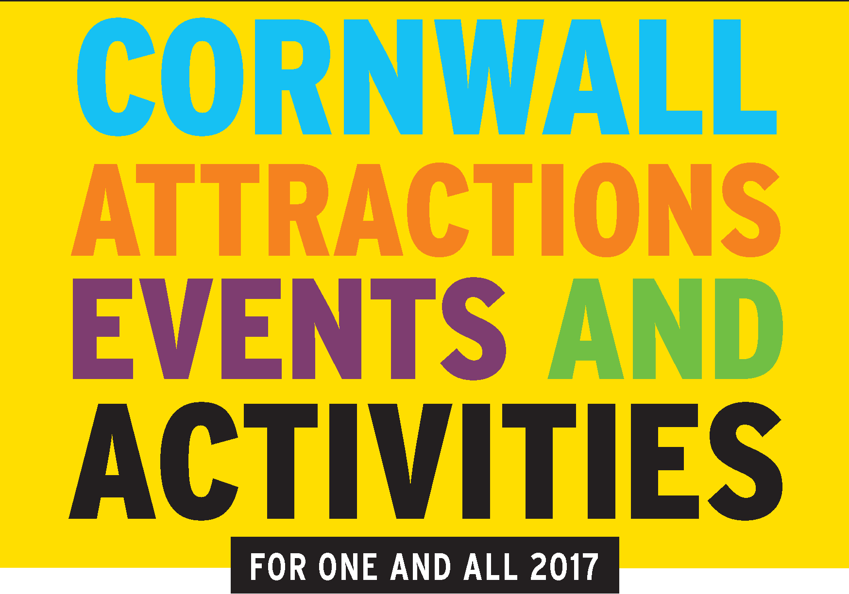 Attractions Events Activities in Cornwall
